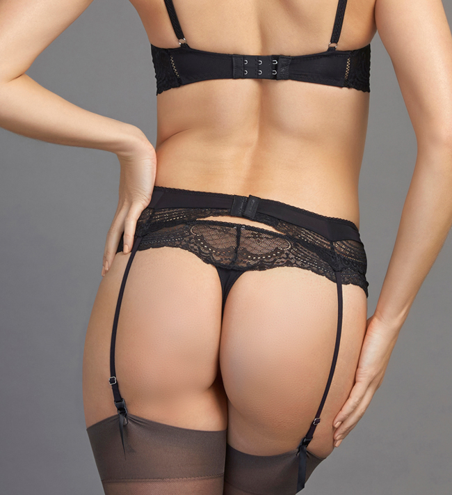 Charade Ares Suspender other Black