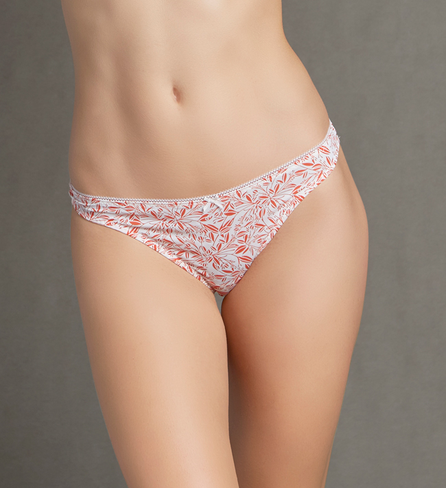 Change Brief Concept String other Small Flower Print