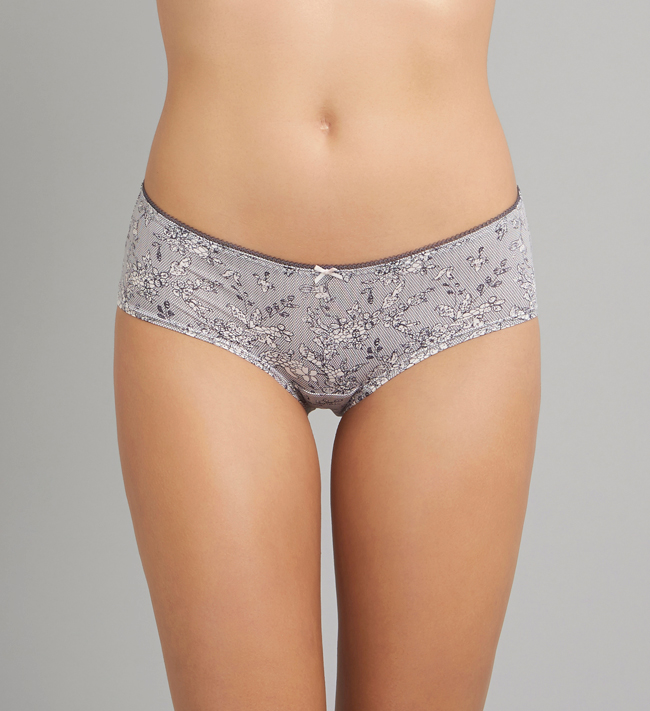 Change Brief Concept Hipster other Nightshade Lace Print