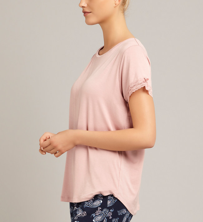 Change Lily T-Shirt S/S other Old Rose