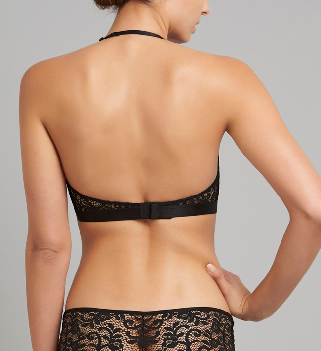 Charade Miley Wireless Bra Top other Black