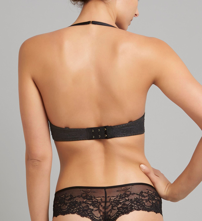 Charade Biustonosz Maggie Seamless Push Up other Black
