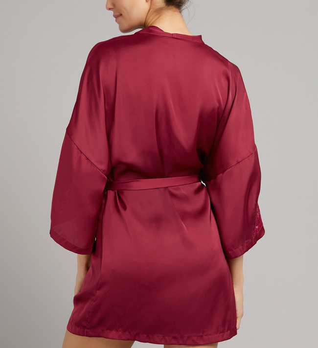 Charade Maggie Kimono other Scarlet Red