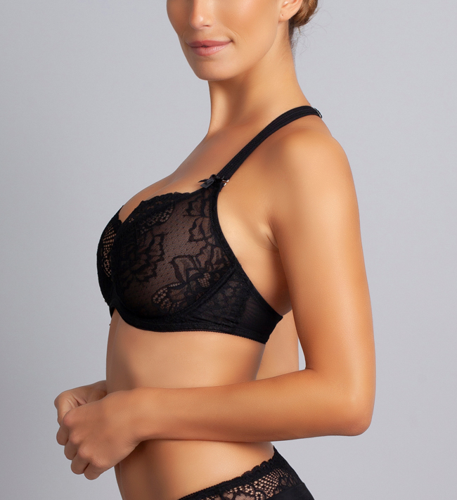 Charade Nathasha Full Shaper bra Black