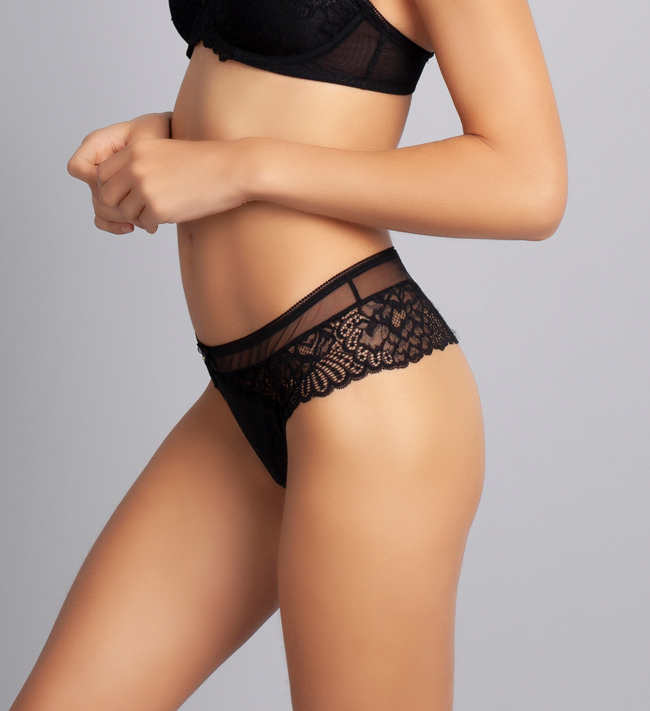 Charade Nathasha Hipster String other Black