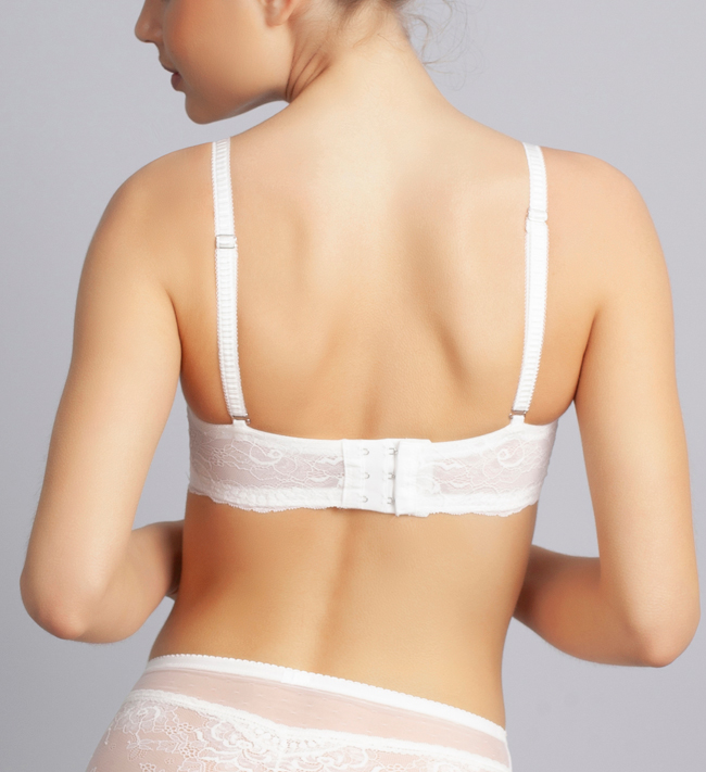 Charade Nadine Seamless Stay Up other Angel White