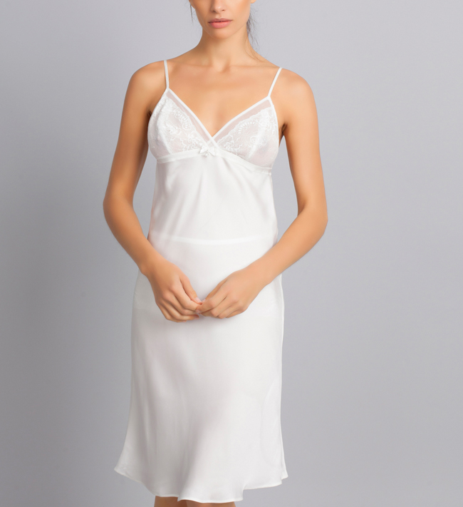Charade Nadine Chemise other Angel White