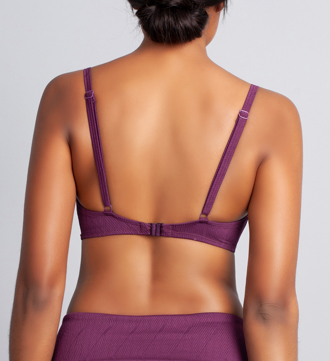 Charade Biustonosz Savannah Swim Padded other Plum