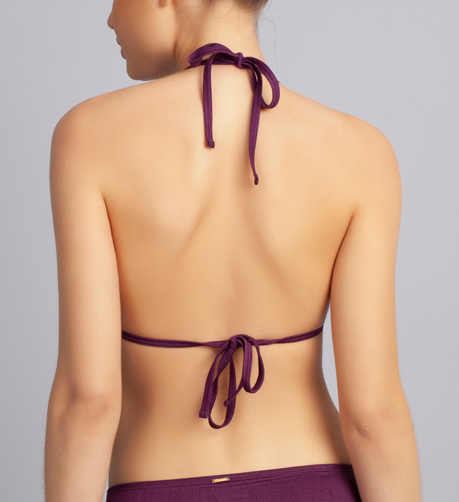 Charade Savannah Swim Triangle other Plum