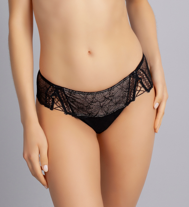 Intimate by Change Nanett Hipster String other Black Nude