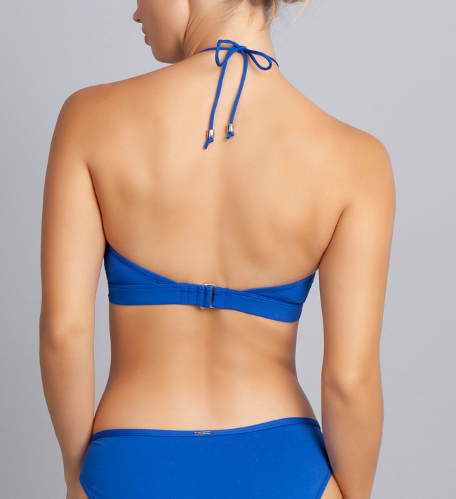 Intimate by Change Palm Bay Swim Top other Bright Blue