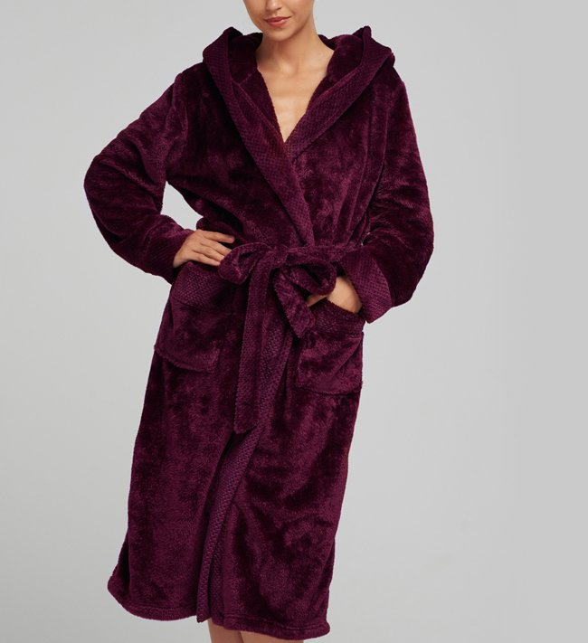 Teddy Robe