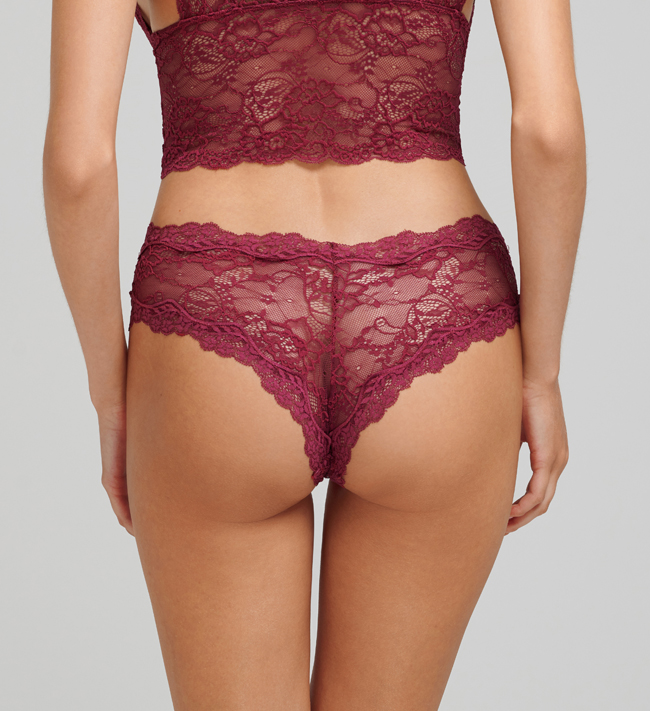 Change Melanie Cheeky pants Winter Berry
