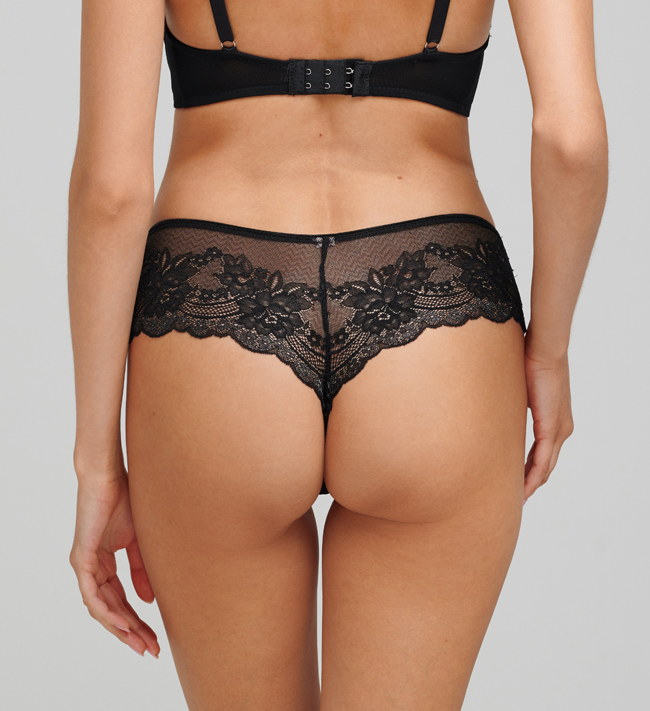 Charade Beltaire Hipster String other Black W Shimmer