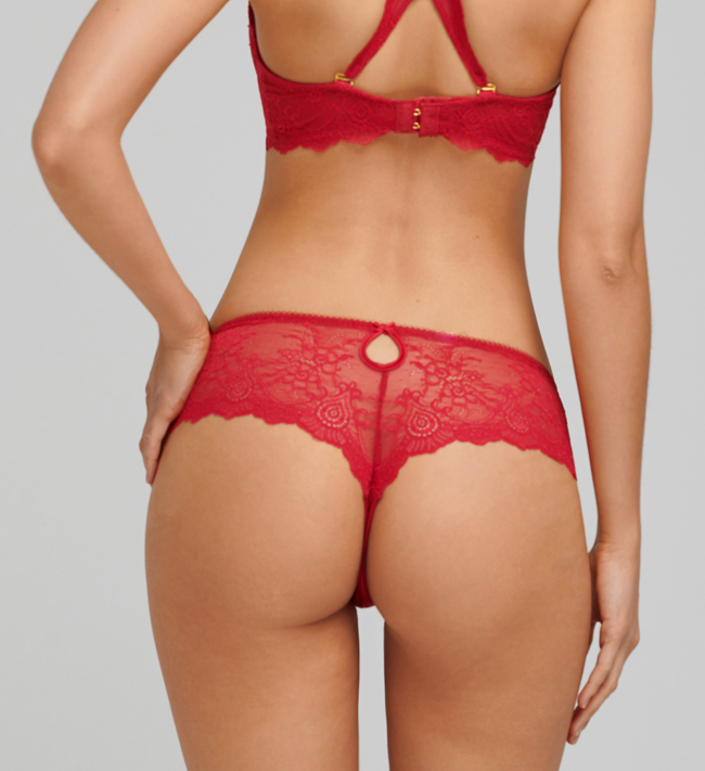 Charade Charlett Hipster String other Red Romance