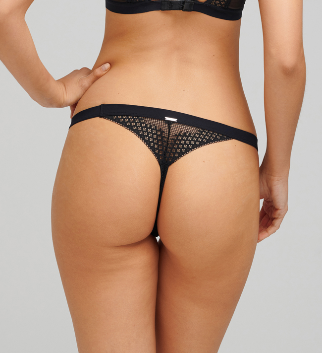 Intimate by Change India String other Black