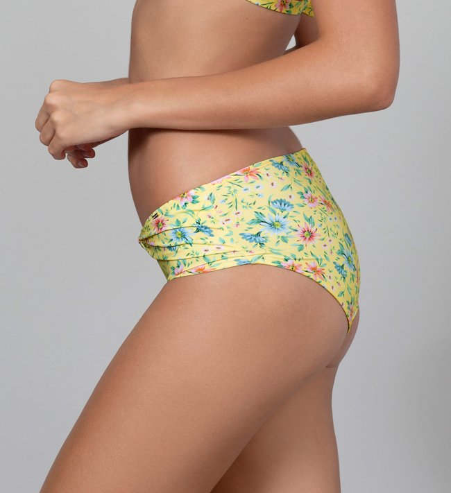 Change Alison Swim Hipster other Daisy Print