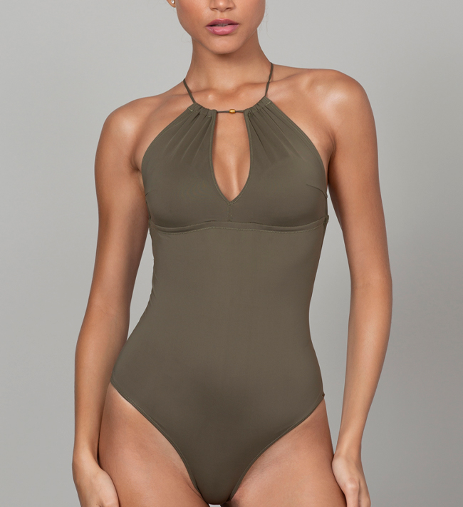 Change Hallie Swimsuit other Grape Leaf