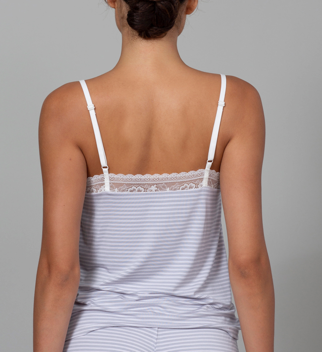 Change Lily Strap Top bra Tonal Stripes