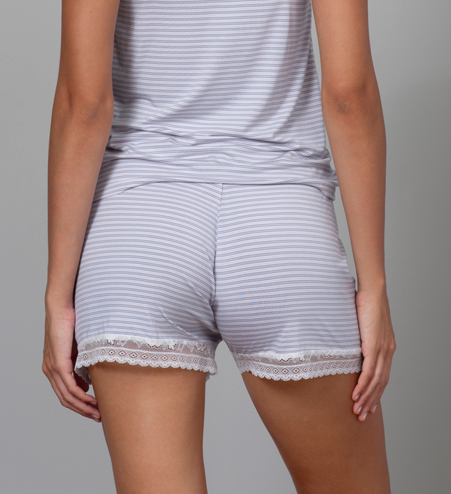 Change Lily Shorts other Tonal Stripes