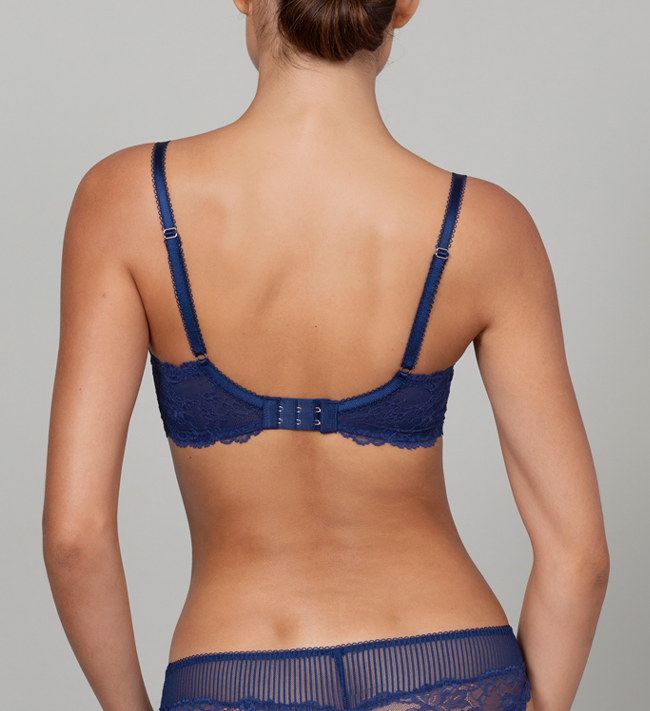 Charade Olivia 3/4 Padded other Medieval Blue
