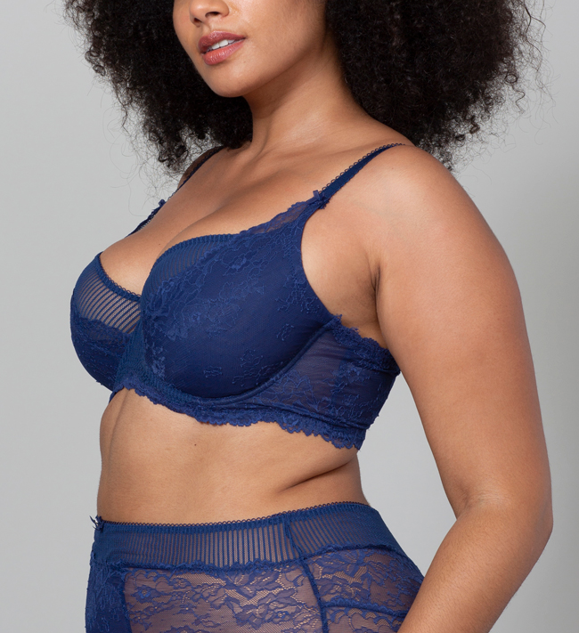 Charade Olivia Full Shaper other Medieval Blue