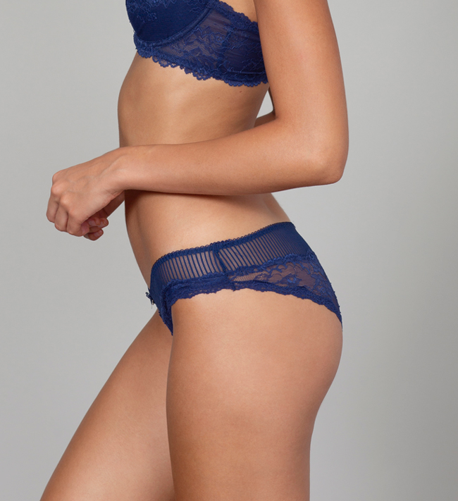 Charade Olivia Cheeky other Medieval Blue