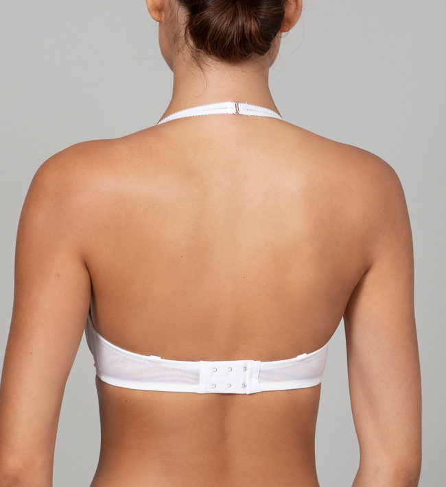 Charade Mariah Seamless Push Up other Angel White