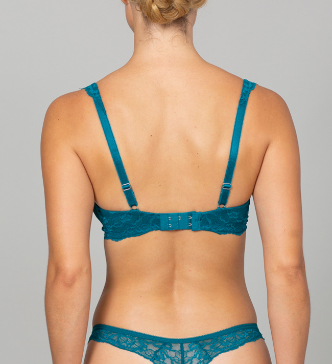 Charade Nellike Balconette other Pacific Green