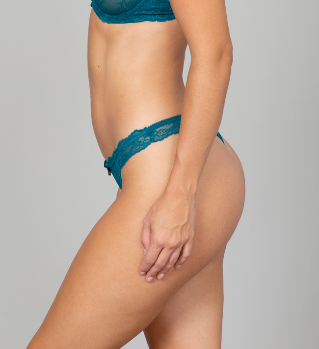 Charade Nellike String other Pacific Green