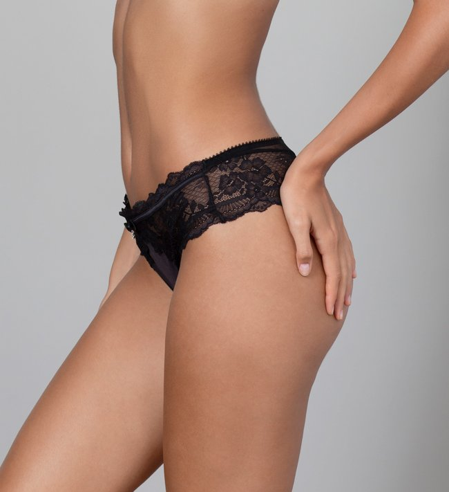 Charade Evelyn Hipster String other Black