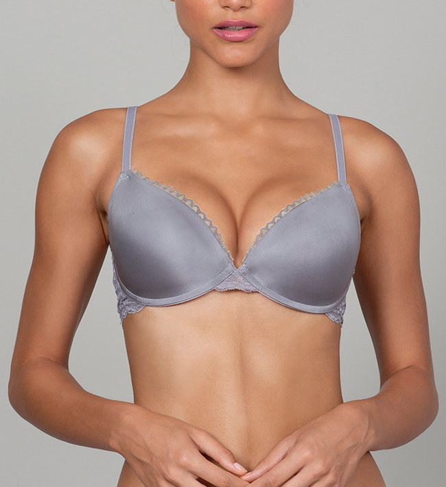Intimate by Change Zara Seamless Push Up other Cool Ash
