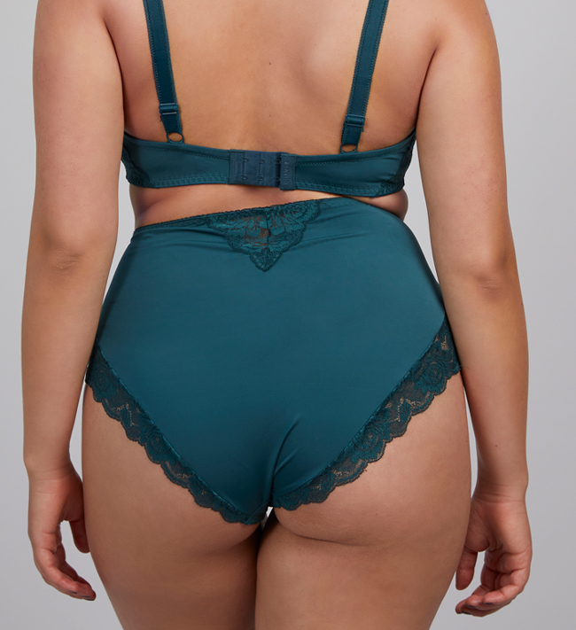 Change Lissi Tai High Waist other Bottle Green