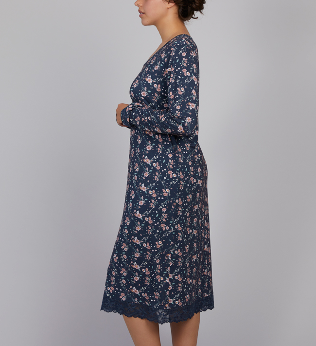 Change Lily Long Dress other Fall Florals
