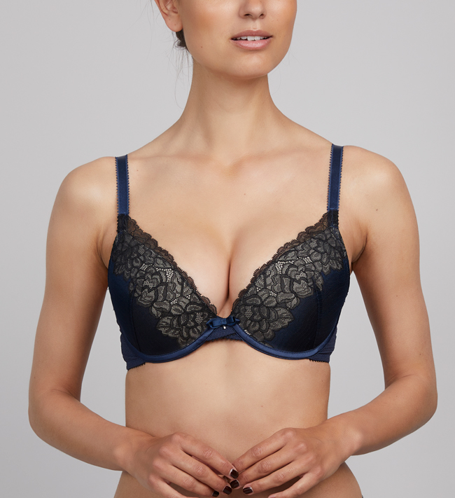 Charade Annabelle Seamless Push Up other Midnight Eclipse