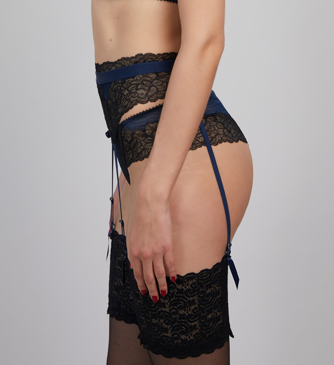 Charade Annabelle Suspender other Midnight Eclipse