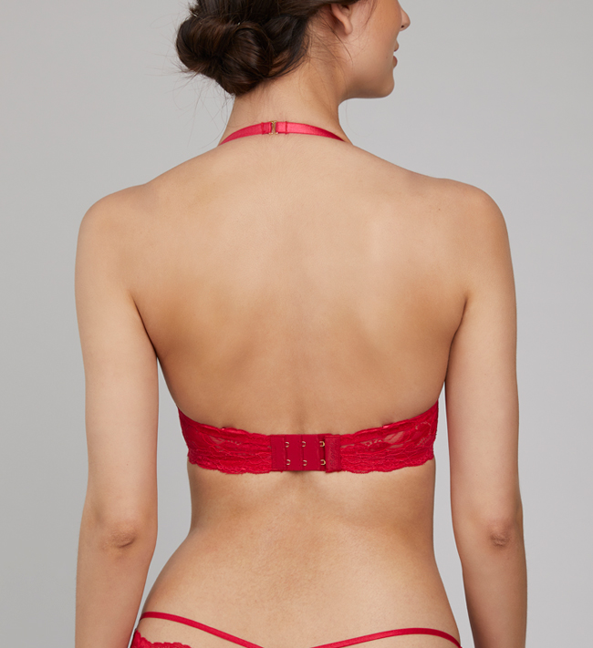 Charade Diane Seamless Push Up other Magical Red