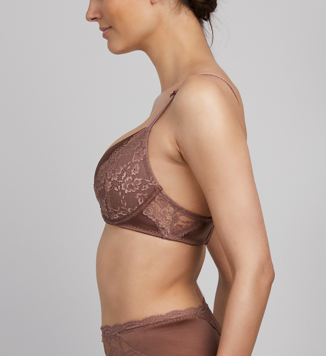 Charade Vivienne Seamless Push Up other Choko Mousse