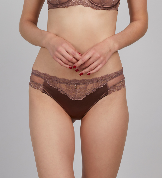 Charade Vivienne Hipster String other Choko Mousse
