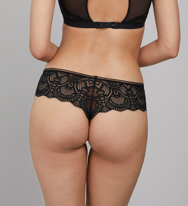 Charade Claire Hipster String other Black