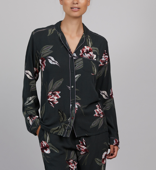 Intimate by Change Koszula Viola Pyjama Shirt other Tropical Fall