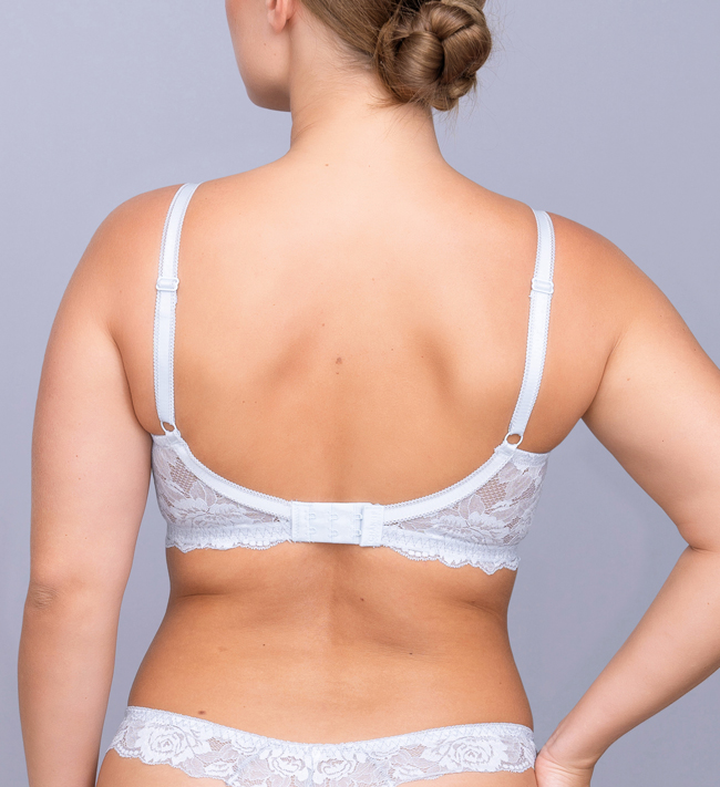 Change Lissi Low Wire Triangle bra Arctic Ice