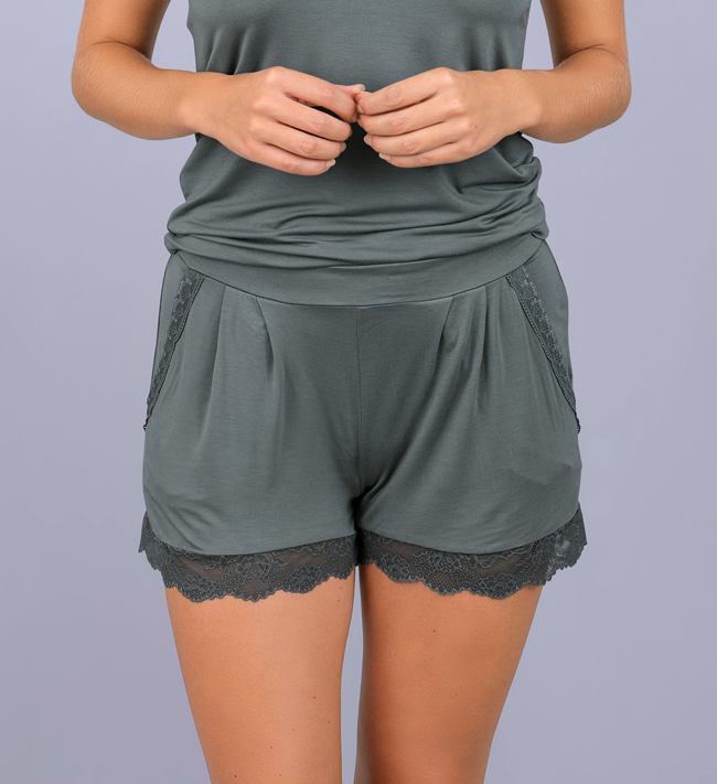 Change Lily Shorts other Agave Green