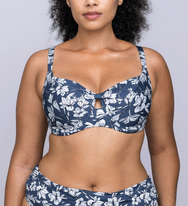 Change Ophelia Swim Full Shaper other Two Toned Floral