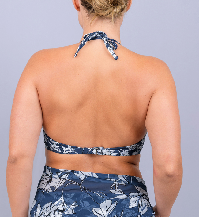 Change Ophelia Swim Top With Wires other Two Toned Floral