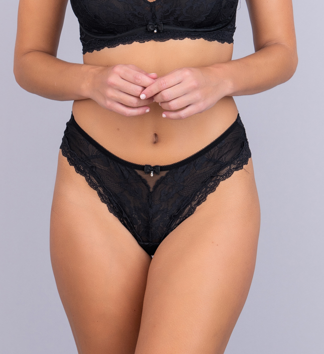 Charade Diane Hipster String other Black