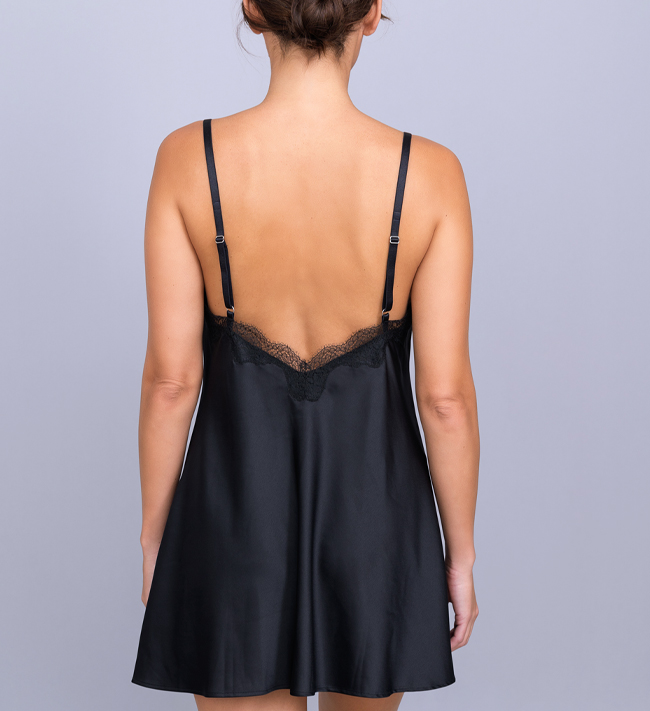 Charade Diane Chemise other Black