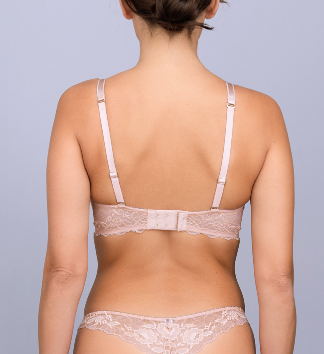 Charade Audrey Seamless Push Up other Pearl Blush