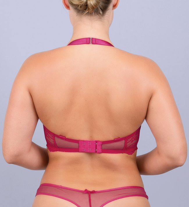 Charade Rose Seamless Push Up other Virtual Pink