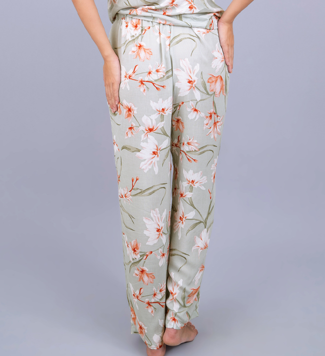 Intimate by Change Viola Pyjama Pants pants Lovely Upscaled Florals